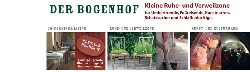 Der Bogenhof – Coworking und Coliving in Fürth