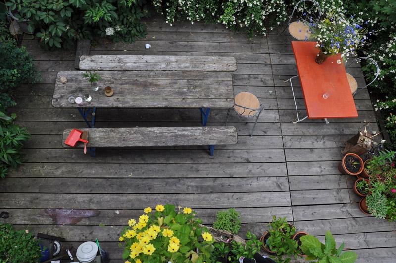 gardening-terasse